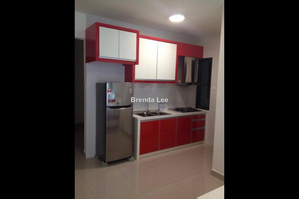 For Rent Condominium at Pearl Suria, Old Klang Road Leasehold Semi Furnished 2R/2B 2k