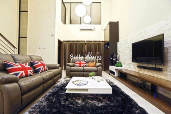 For Sale Terrace at Lake Fields, Sungai Besi Leasehold Unfurnished 5R/4B 1.5m