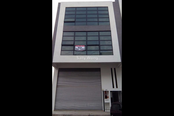 For Rent Factory at MIVO Industrial Avenue, Kepong Freehold Unfurnished 1R/2B 6.8k