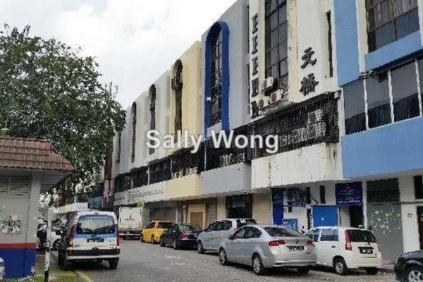For Rent Shop at Taman Shamelin Perkasa, Cheras Freehold Unfurnished 1R/1B 1.3k