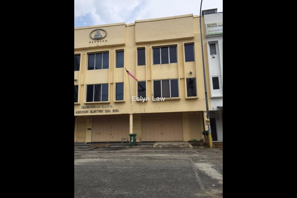 For Rent Office at Bukit Jalil Light Integrated Business Park, Bukit Jalil Leasehold Unfurnished 0R/0B 1.2k