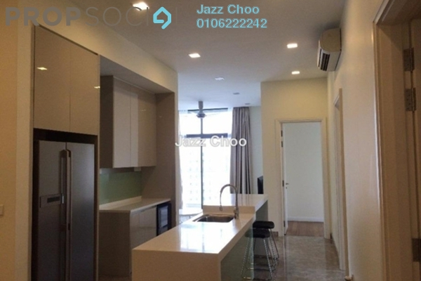 For Rent Duplex at Subang SoHo, Subang Jaya Freehold Fully Furnished 0R/1B 1.8k