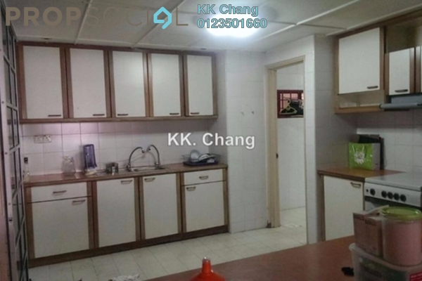 For Sale Condominium at The Heron Residency, Puchong Leasehold Fully Furnished 3R/2B 480k