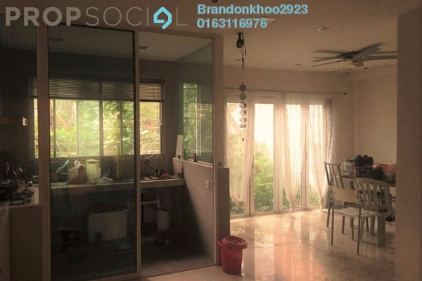 For Sale Terrace at Taman Zooview, Ukay Freehold Semi Furnished 5R/3B 930k