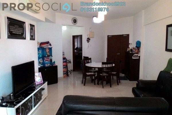 For Sale Condominium at Villa Wangsamas, Wangsa Maju Freehold Semi Furnished 3R/3B 510k