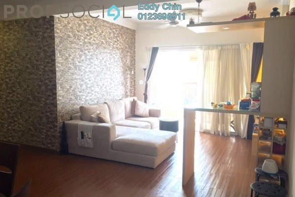 For Sale Condominium at Aseana Puteri, Bandar Puteri Puchong Freehold Fully Furnished 3R/2B 700k