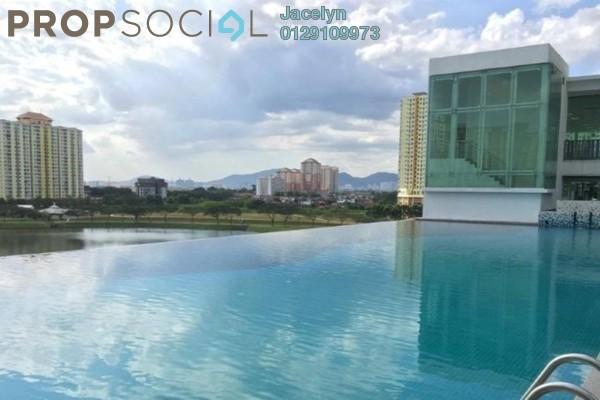 For Sale Serviced Residence at The Loft @ ZetaPark, Setapak Leasehold Semi Furnished 2R/2B 770k
