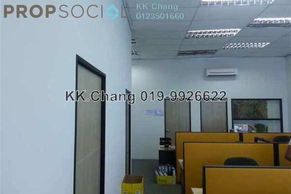 For Sale Office at Sunway Kayangan, Shah Alam Leasehold Fully Furnished 0R/2B 1.65m