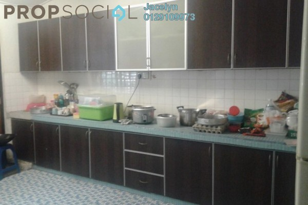For Sale Terrace at Taman Bunga Raya, Setapak Freehold Semi Furnished 3R/2B 570k