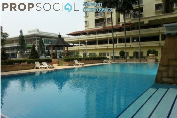 For Sale Condominium at Platinum Hill PV5, Setapak Freehold Semi Furnished 4R/2B 510k