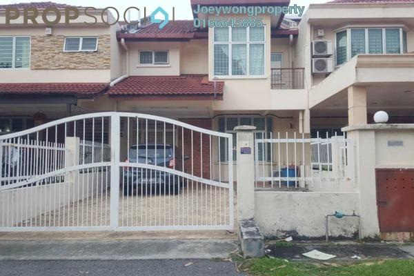 For Rent Terrace at PU1, Bandar Puchong Utama Freehold Unfurnished 4R/3B 1.5k