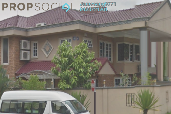 For Sale Terrace at Section 6, Kota Damansara Leasehold Semi Furnished 3R/3B 1.28m