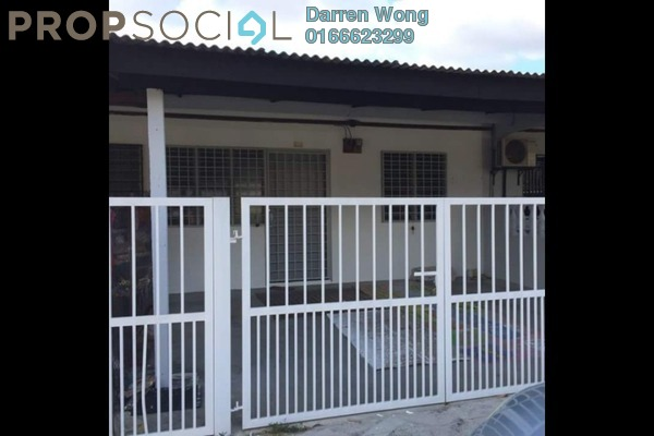 For Rent Terrace at Cheras Perdana, Cheras South Freehold Unfurnished 3R/1B 1k