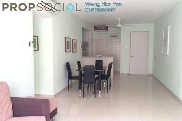 For Rent Condominium at Midfields, Sungai Besi Leasehold Fully Furnished 3R/2B 1.85k
