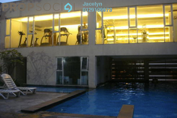 For Sale Condominium at 38 Bidara, Bukit Ceylon Freehold Fully Furnished 2R/2B 720k