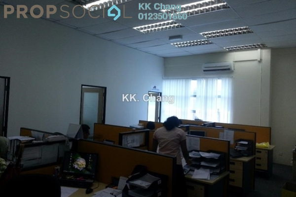 For Rent Office at Sunway Kayangan, Shah Alam Leasehold Fully Furnished 0R/2B 4.5k