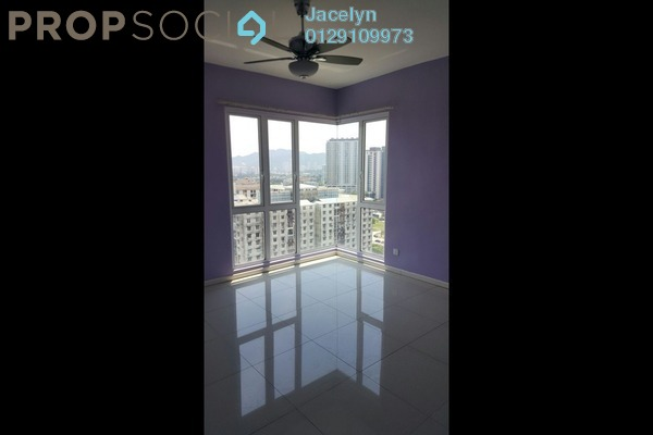 For Rent Condominium at 288 Residency, Setapak Freehold Semi Furnished 4R/4B 3k