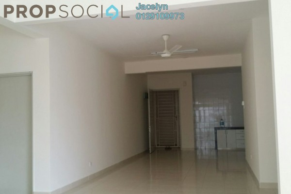 For Rent Condominium at Platinum Hill PV8, Setapak Freehold Unfurnished 3R/2B 2k