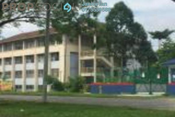For Sale Apartment at Taman Pelangi, Rawang Freehold Unfurnished 3R/1B 85k