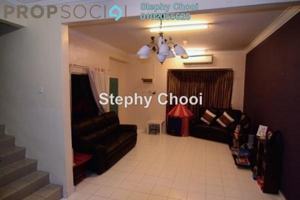 For Sale Terrace at USJ 9, UEP Subang Jaya Freehold Fully Furnished 4R/3B 770k