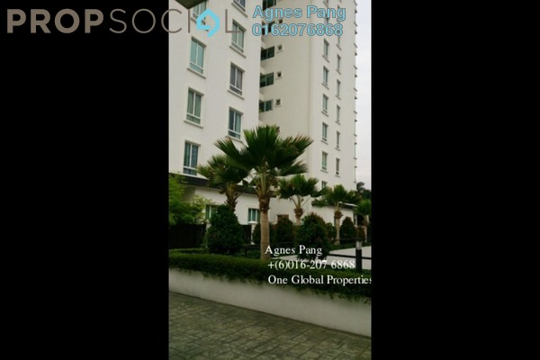 For Rent Condominium at 1 Desa Residence, Taman Desa Freehold Semi Furnished 4R/4B 4.6k
