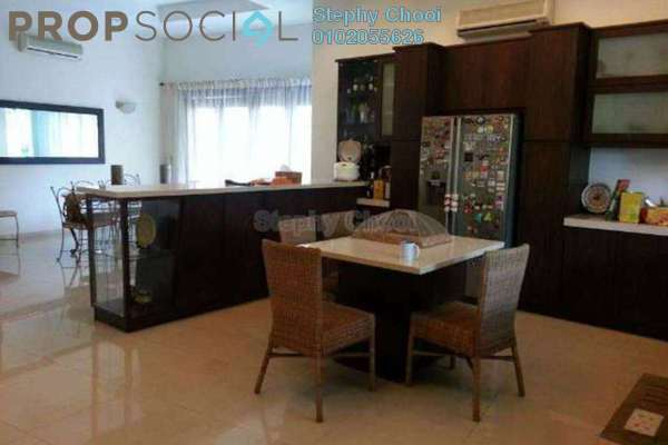 For Sale Condominium at The Wharf, Puchong Leasehold Fully Furnished 3R/2B 600k