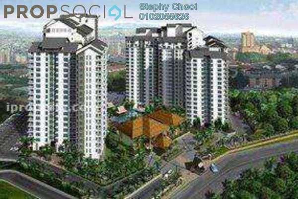 For Sale Condominium at Summer Villa, Subang Jaya Leasehold Fully Furnished 2R/3B 700k