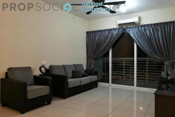 For Rent Condominium at Ocean View Residences, Butterworth Freehold Fully Furnished 3R/2B 1.8k