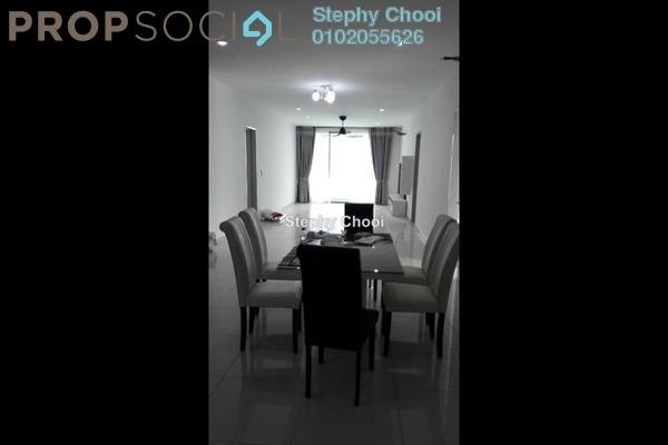 For Sale Condominium at Subang Parkhomes, Subang Jaya Freehold Fully Furnished 3R/2B 780k
