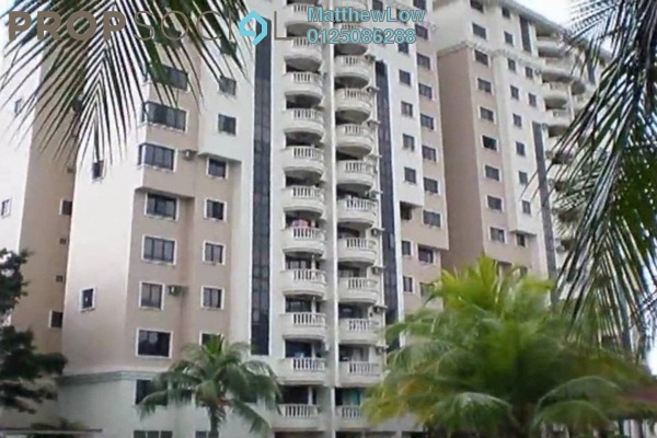 For Rent Condominium at Sri York, Georgetown Freehold Fully Furnished 4R/3B 2.5k