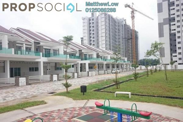 For Rent Terrace at Tambun Royale City, Bukit Tambun Freehold Unfurnished 4R/4B 1.1k