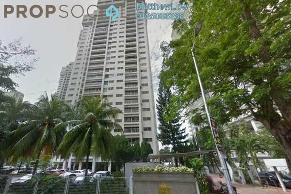 For Sale Condominium at 1 Persiaran Gurney, Gurney Drive Freehold Fully Furnished 3R/2B 1.5m