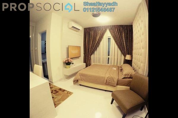For Sale Condominium at Aspire Residence, Cyberjaya Freehold Semi Furnished 3R/2B 396k