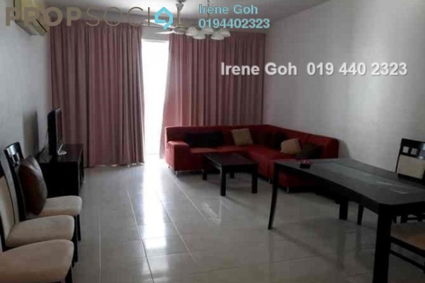 For Rent Condominium at BaysWater, Gelugor Freehold Fully Furnished 4R/3B 3k
