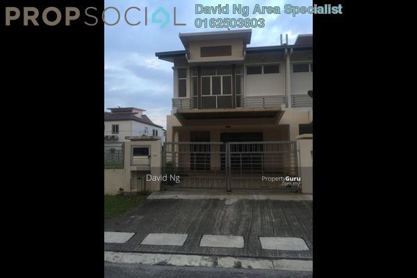 For Rent Terrace at Setia Indah, Tebrau Freehold Unfurnished 4R/4B 1.6k