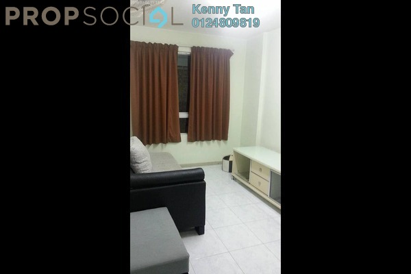 For Rent Apartment at Taman Kheng Tian, Jelutong Freehold Semi Furnished 3R/1B 900translationmissing:en.pricing.unit
