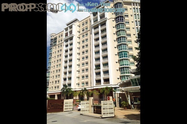 For Sale Condominium at Sutramas, Dutamas Freehold Semi Furnished 4R/4B 850k