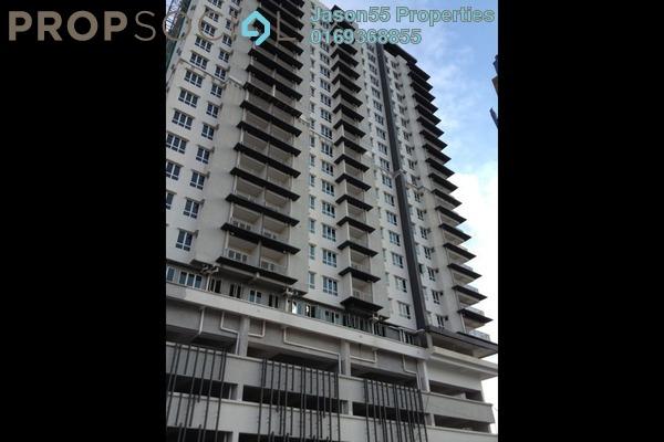 For Rent Condominium at Vistaria Residensi, Cheras Leasehold Semi Furnished 4R/2B 2.2k