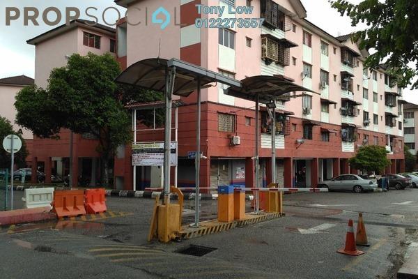 For Sale Apartment at Suakasih, Bandar Tun Hussein Onn Freehold Unfurnished 3R/2B 180k
