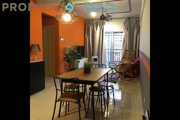 For Rent Condominium at Ampang Boulevard, Ampang Leasehold Fully Furnished 3R/2B 2.5k