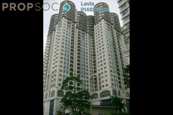 For Rent Condominium at Villa Scott, Brickfields Freehold Fully Furnished 4R/3B 3.4k