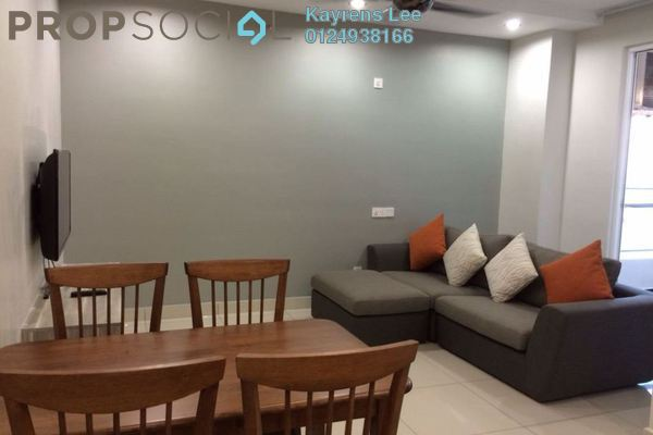 For Rent Condominium at Ideal Regency, Bukit Gambier Freehold Fully Furnished 3R/2B 2k