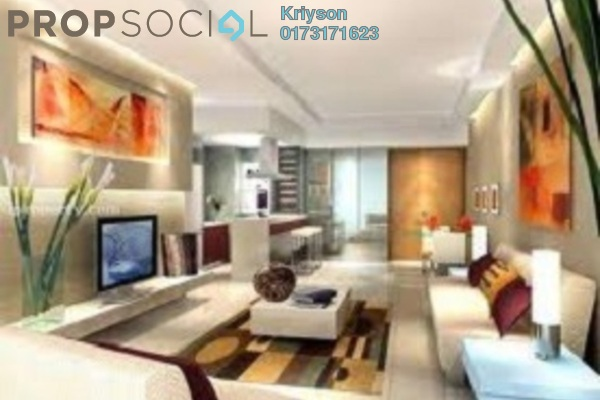 For Sale Condominium at 231 TR, KLCC Freehold Fully Furnished 1R/1B 630k