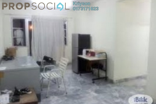 For Sale Condominium at Genting Court, Setapak Leasehold Semi Furnished 3R/3B 255k