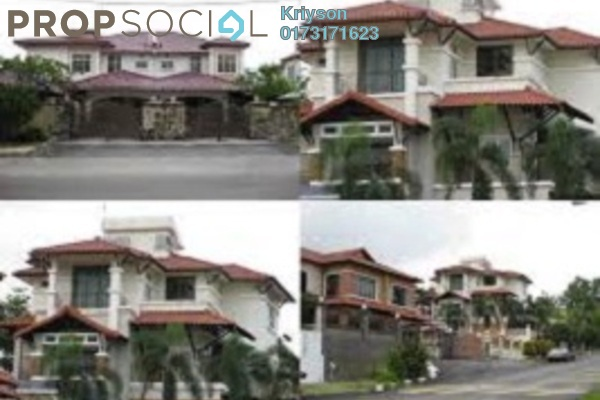 For Sale Semi-Detached at Garden Residence, Cyberjaya Freehold Semi Furnished 4R/5B 1.28m