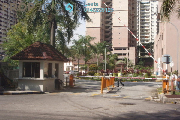 For Rent Condominium at Midah Ria, Cheras Freehold Semi Furnished 3R/2B 1.2k
