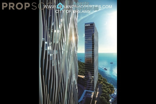 For Sale Condominium at City of Dreams, Seri Tanjung Pinang Freehold Fully Furnished 3R/2B 1.49m