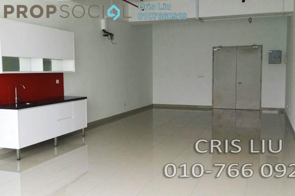 For Rent SoHo/Studio at Centum, Ara Damansara Freehold Semi Furnished 1R/1B 1.7k