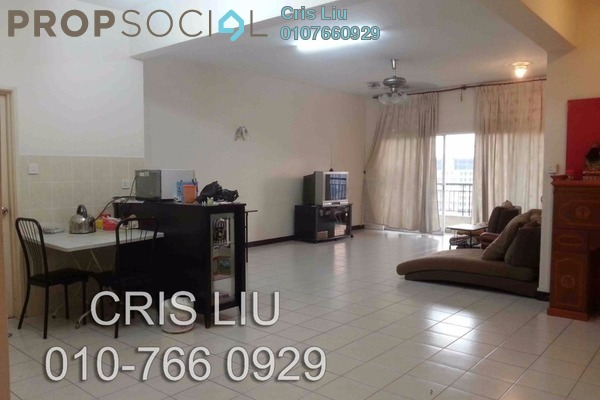 For Sale Condominium at Prima Midah Heights, Cheras Freehold Semi Furnished 4R/2B 620k