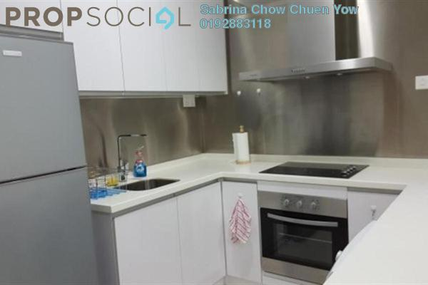 For Rent Serviced Residence at Camellia, Bangsar South Leasehold Semi Furnished 1R/1B 2.5k